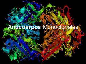 Estructura compleja de una proteína biológica